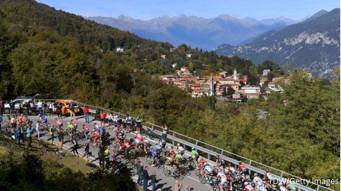 Il Lombardia Route Preview