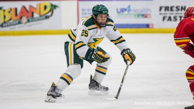 WCHA: Northern Michigan Looks To Right The Ship In WCHA Series Vs Bemidji State