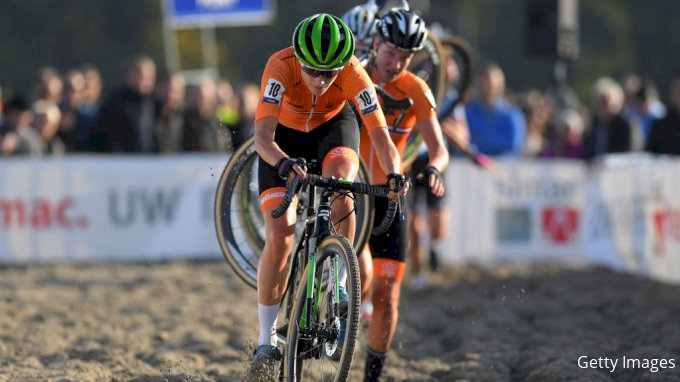 2018 UEC European Cyclocross Championships Elite Women
