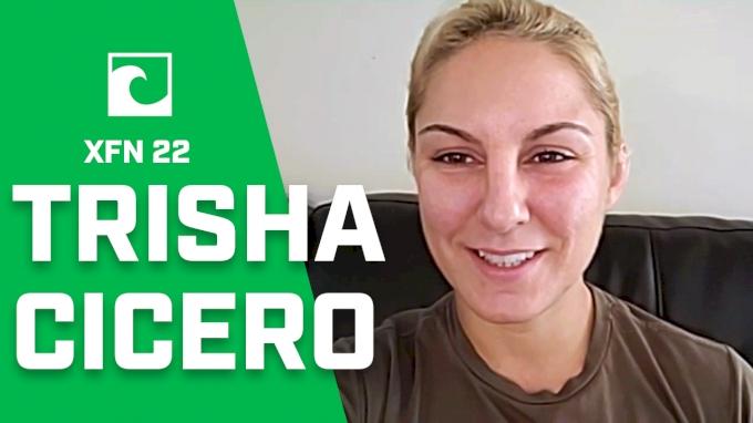 Trisha Cicero Talks Angie Jennings Rematch