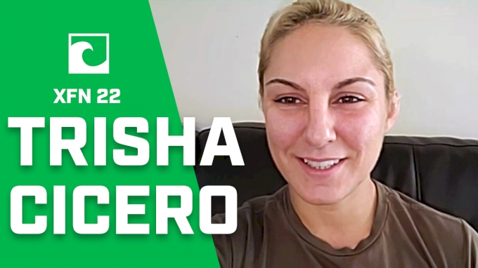 Trisha Cicero Ready To Go 2-0 vs. Angie Jennings | XFN 22 Interview