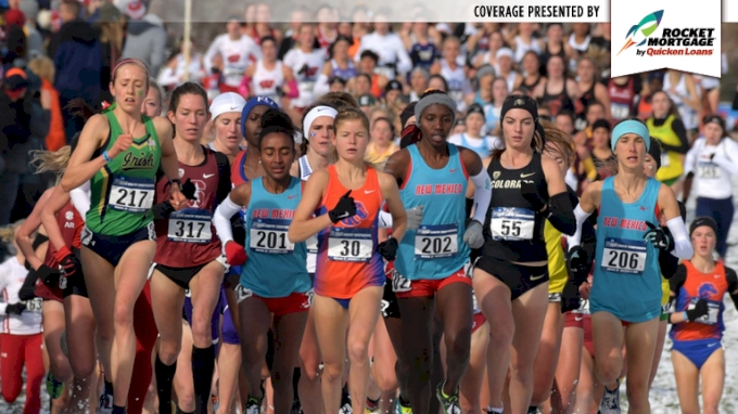 Race Replay: 2018 DI NCAA XC Championship Women's 6k