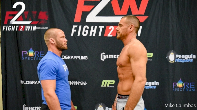 Rafael Lovato Jr vs Josh Hinger Fight 2 Win 95
