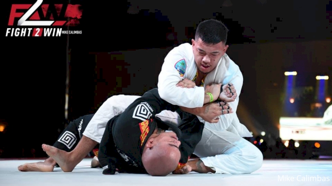 TOP 5: All Black Belt Submissions
