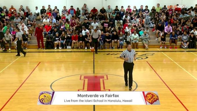 Montverde Academy (FL) vs. Fairfax (CA) | 12.19.17 | 2017 Iolani Classic