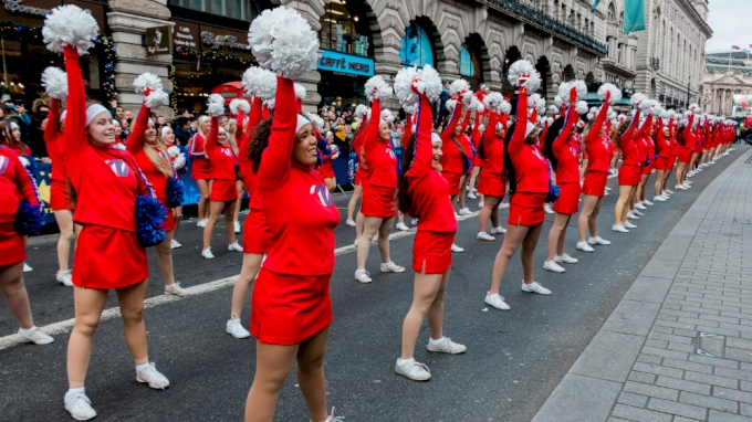 London New Year's Day Parade Highlights