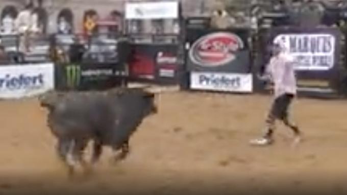 MBR & AFB Bullfighting: Day 2, Heat 1