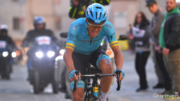 Team Sky's Geraint Thomas abandons Tirreno-Adriatico during Stage 4