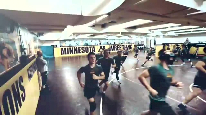 165 Nick Wanzek Minnesota vs Isaiah Hokit Fresno State