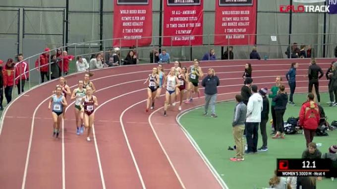 Women's 3k, Heat 4