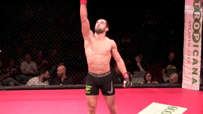 Said Yokub vs. Giorgi Kudukhashvili - ROC 65
