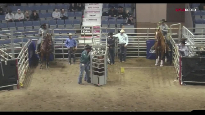 Watch Johnson & Woolsey's 3.6 Second Run At Agribition Again