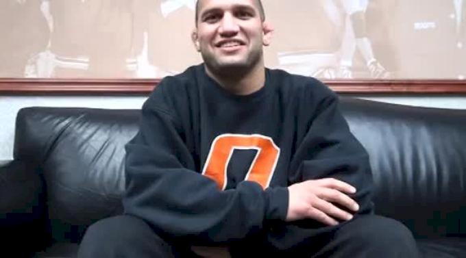Zach Esposito On Freestyle Wrestling