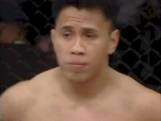Frank Shamrock VS Cung Le Championship Fight EliteXC