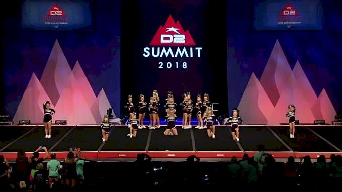 Thrive All Stars - Crystal Crush [2018 L3 Small Junior Semis] The D2 Summit