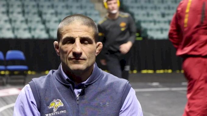 Coach Chris Bono On Jackrabbit Toughness And Passion.