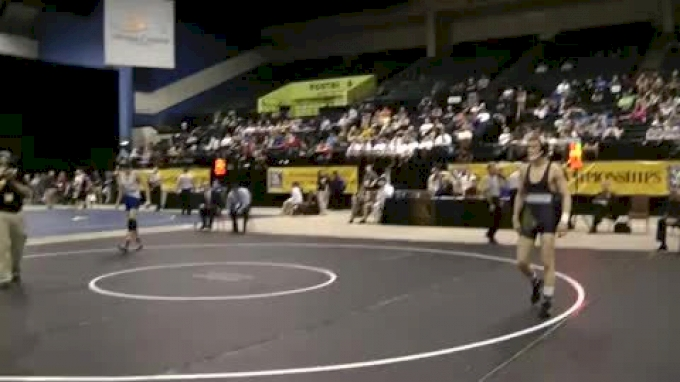 141 f, Craig Chiles, Lindenwood-St. Charles vs Scott Clymer, Liberty