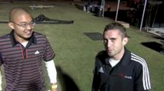 Crack Recap under the lights with Alex Lohr and Kevin Liao from 2012 Azusa Meet of Champions