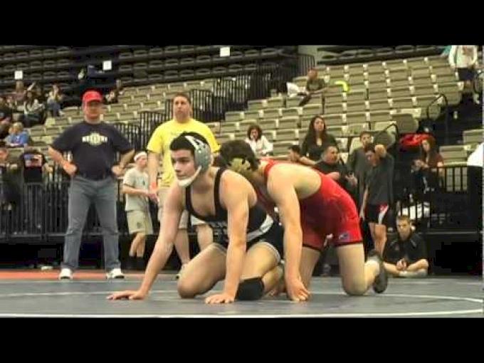 162 lbs Francisco Colom vs Dillon Artigliere