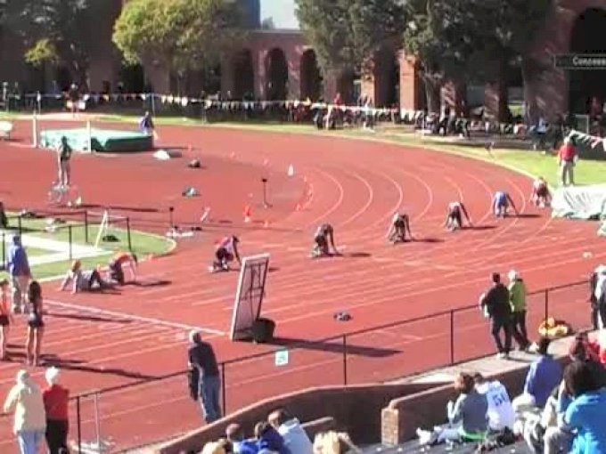 Colonial Relays  200 Heat 2 2012