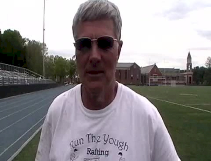Woodward Relays 2012 Dunston Interview