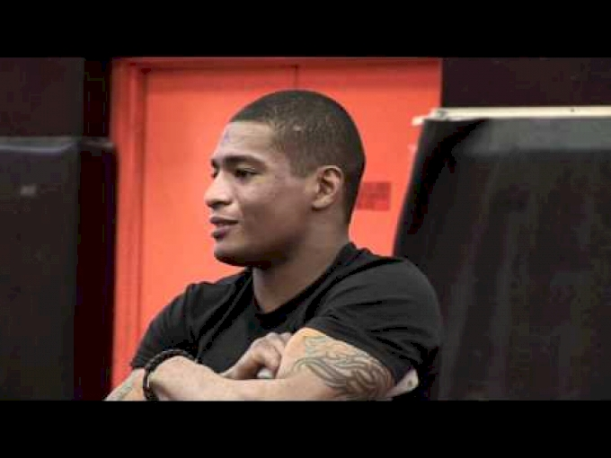 Anthony Robles Interview