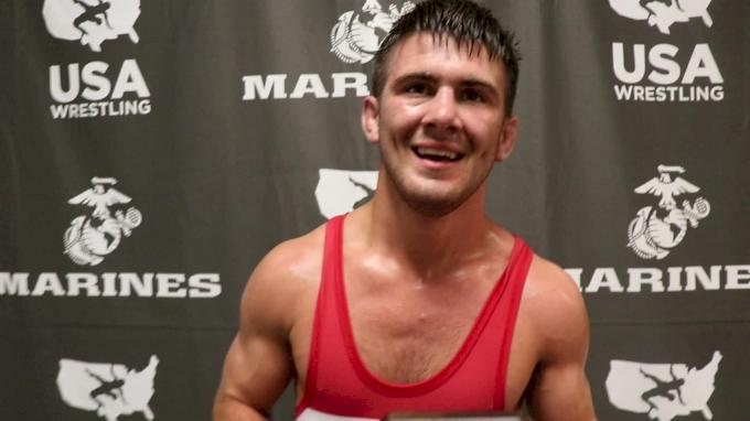 152 lbs - Brayton Lee, IN Junior Men's Freestyle Fargo Champion