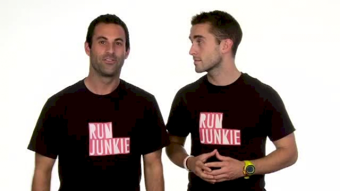 RUN JUNKIE: Armless Running, Collegiate Olympians & Prestige Worldwide