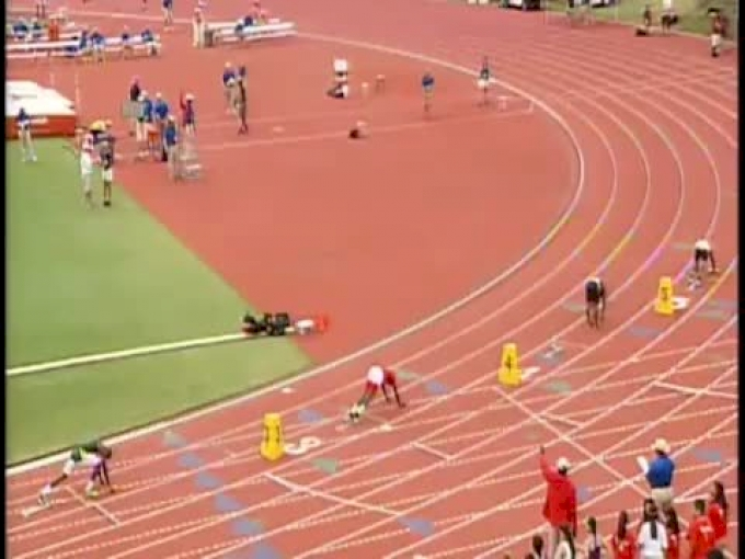 B 4x100 (5A, DeSoto 40.09 for US#1 at UIL Texas 2012)