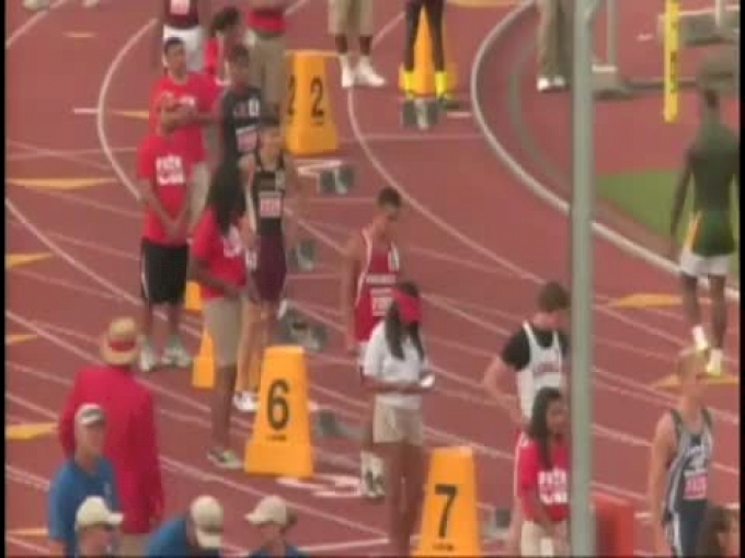 B 300 (5A, Bermea holds on for title at UIL Texas 2012)