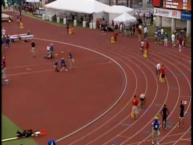 B 4x200 (5a, Galena Park North Shoe 1:24.26 UIL Texas 2012)