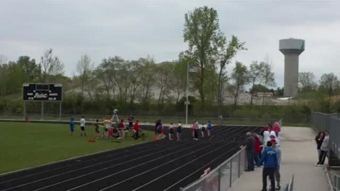 South Milwaukee Freshman Meet 800 Meter Run
