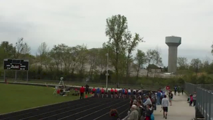 South Milwaukee Freshman Meet 3200 meter run