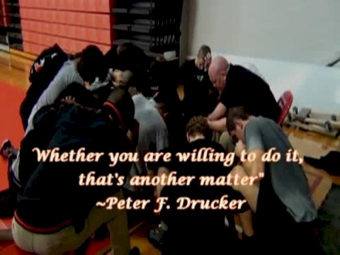 2012 Indiana Tech Wrestling Highlight Video