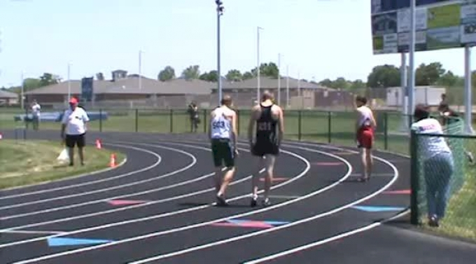 Holy Name Boys 800M 2012 Div II Districts
