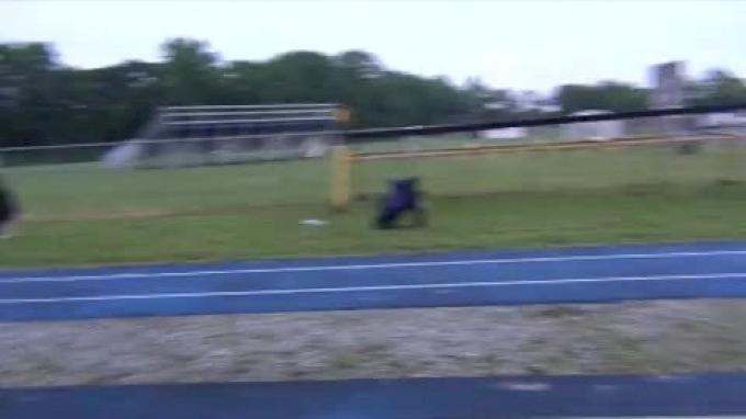 """Ryan Thomas """"DE Meet of Champions Long Jump"""""""