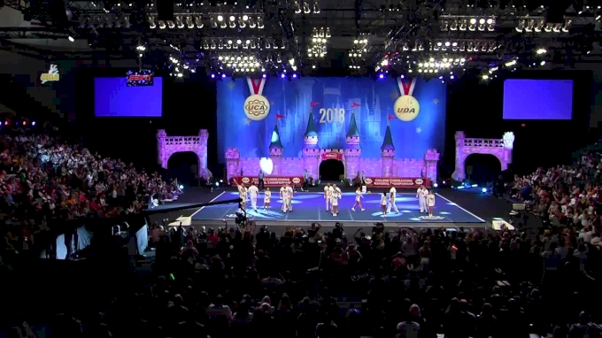 UCF [2018 Cheer Division IA Finals] UCA & UDA College Cheerleading and Dance Team National Championship