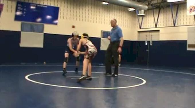 Dimitri Pihiou freestyle states match 2