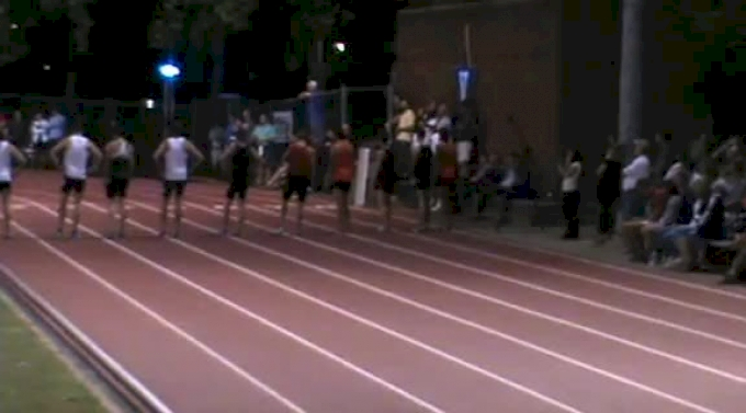 M mile Invite (Anthony Whiteman Masters WR, 2012 Music City Distance Carnival)