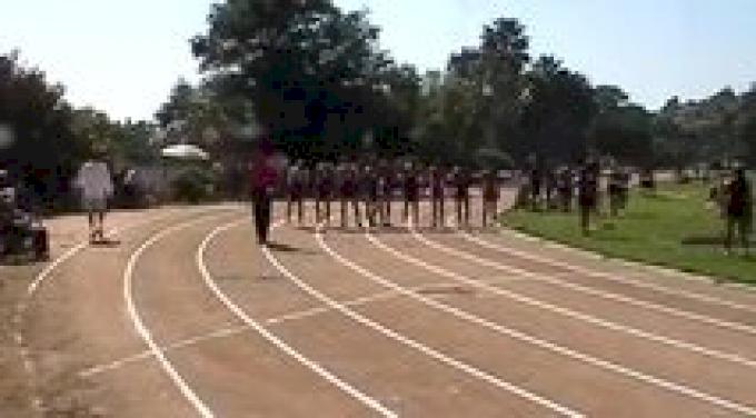 La Serna vs Whittier 2011 Boys Vars 1600m