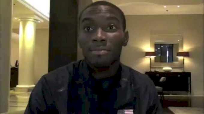 Kerron Clement hoping to use experience to reach top of podium