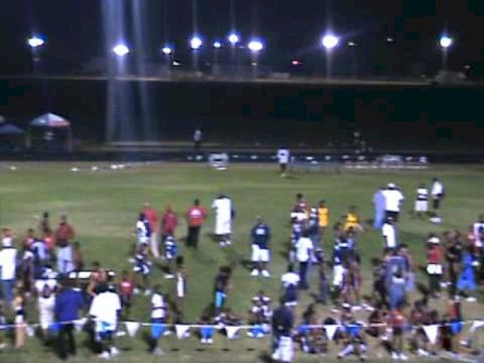 Wings Track Meet 2011 Bantam Boys 4x400 meter relay