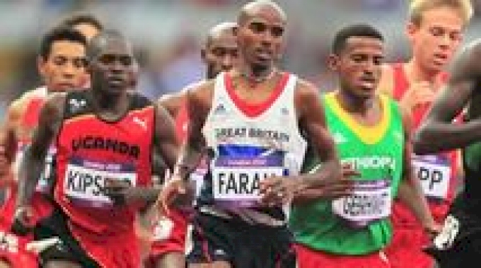 Farah amazed by double gold