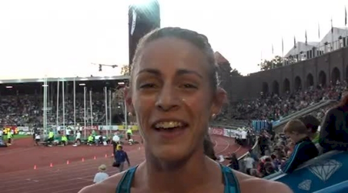 Jenny Simpson looking for redemption post-Olympics at 2012 Stockholm Diamond League