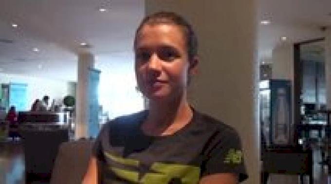 Kim Conley reflects on Olympics and breakthrough 2012 season