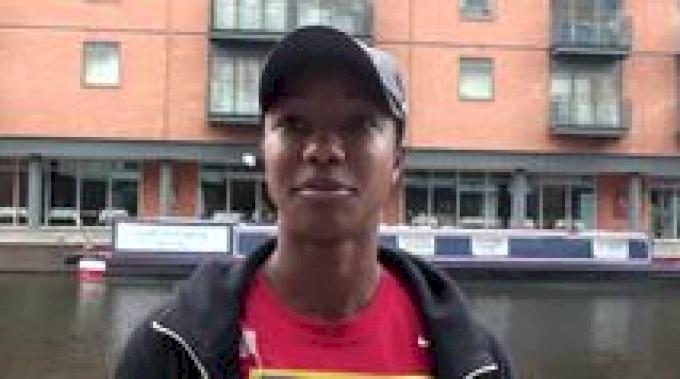 Carmelita Jeter feels female sprinters overshadowed vs male counterparts