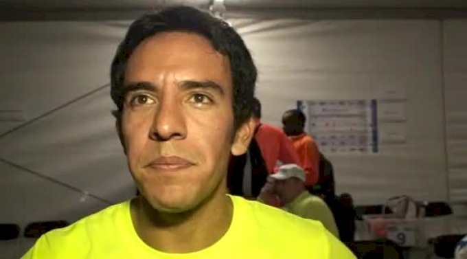Leo Manzano closes track campaign with 3.34 and looks forward to home coming at 2012 Brussels Diamond League