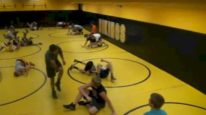 Iowa HS Wrestling: The Young Guns Lifestyle