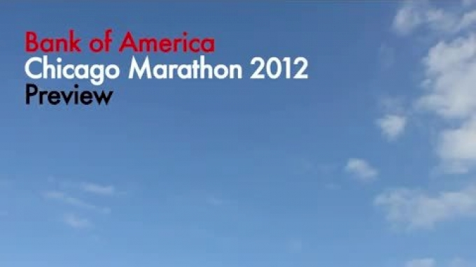 Official Chicago Marathon 2012-Preview