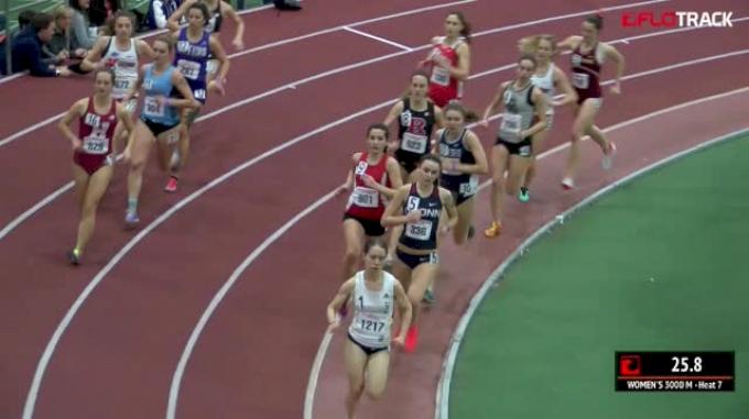 Women's 3k, Heat 7